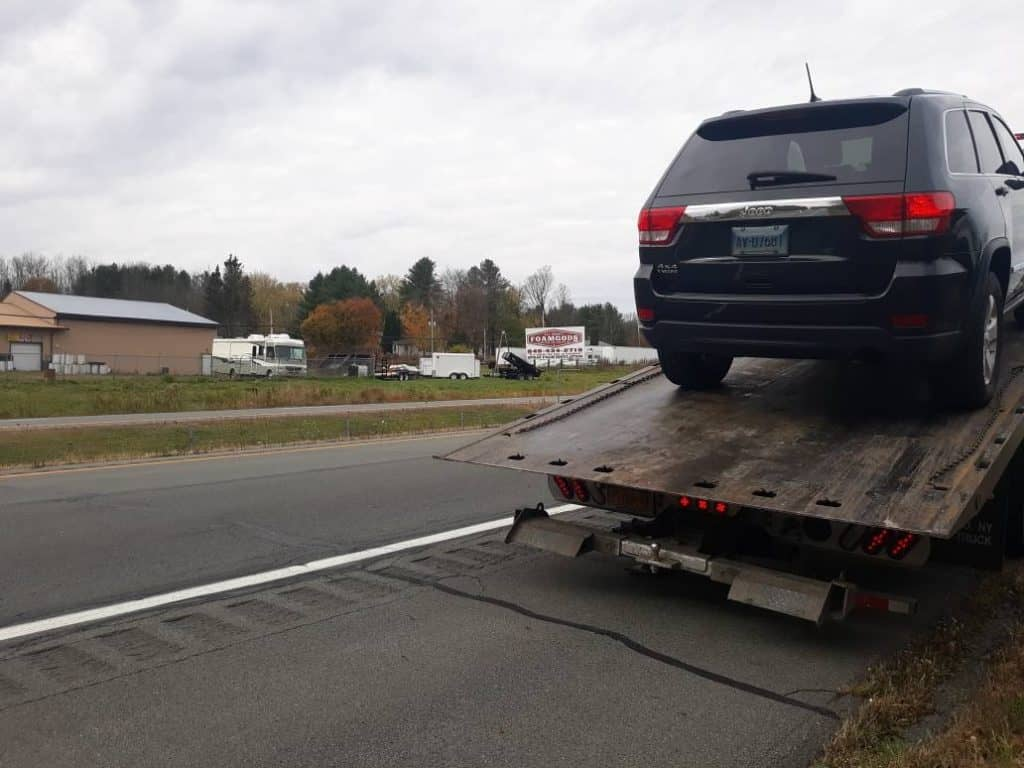 Towing Services in NYC