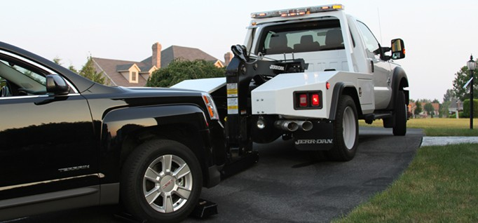 Local Towing Services in NYC