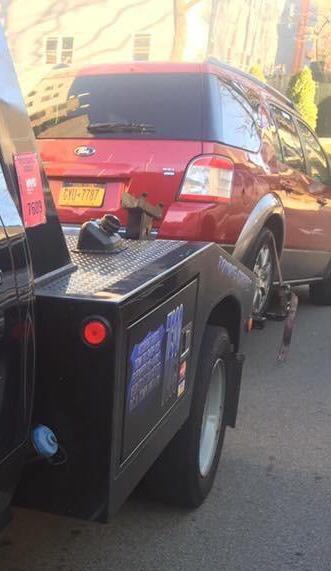 Towing service Brooklyn
