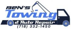 Ben's Towing & Auto Repair